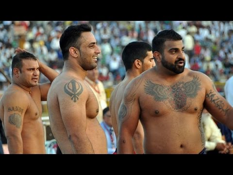India vs Pakistan Kabaddi Final Match