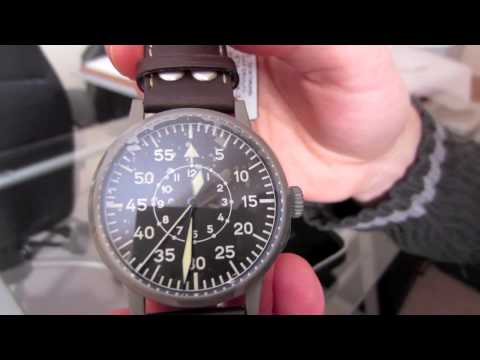 Laco Dortmund 45mm - Flieger Pilot's Watch Unboxing