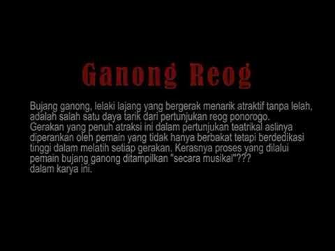 Ganong Reog by Gamelan Wali Alangalang