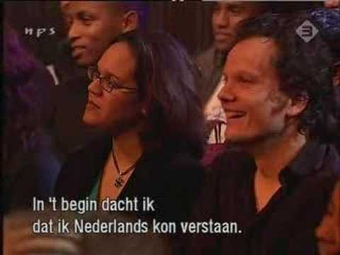 Steven Kent McFarlin on Dutch TV