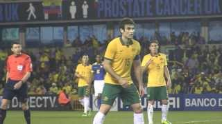 Crystal Palace's Mile Jedinak Captains Australia For The First Time