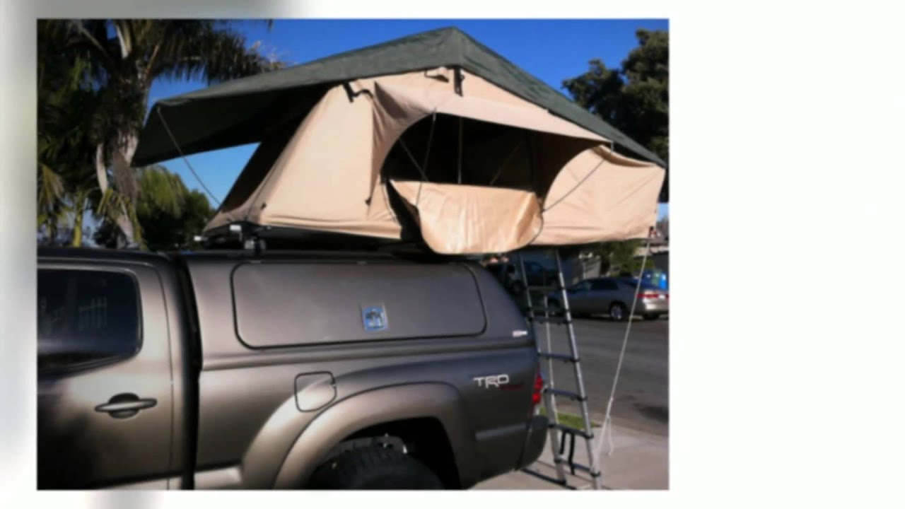 sc 1 st  YouTube & Bigfoot Roof Top Tents - YouTube