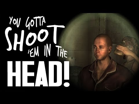 You Gotta Shoot 'Em in the Head! - Fort Constantine & Dukov's Place - Fallout 3 Lore
