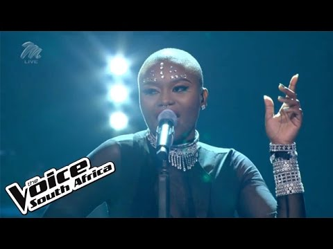 Zoë Modiga: 'Diamonds'   Live Round 4   The Voice SA