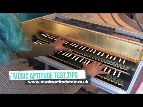 Music Aptitude Test: Tips for Section 3, Texture