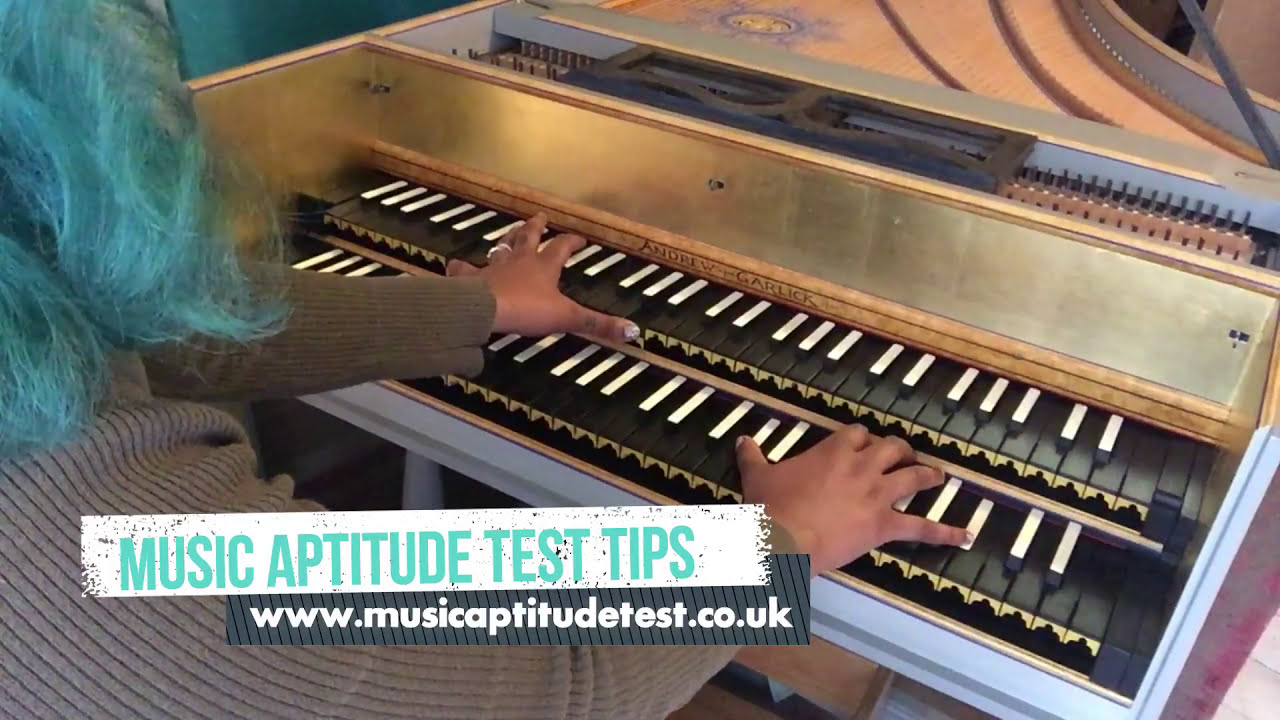 Music Aptitude Test Tips For Section 3 Texture Youtube