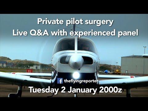Private pilot surgery 2 January 2018