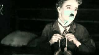 """""""Танец булочек"""" (Чарли Чаплин,""""Золотая лихорадка"""", прико"""