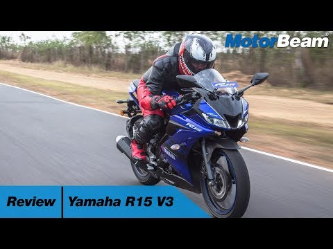 Yamaha R15 V3 Review - Still The Best? | MotorBeam