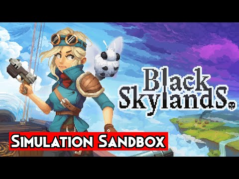 Black Skylands | PC Gameplay [Early Access] |