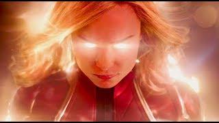 'Captain Marvel' Official Trailer (2019) | Brie Larson, Jude Law