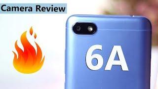 Xiaomi Redmi 6A Camera Review || in telugu