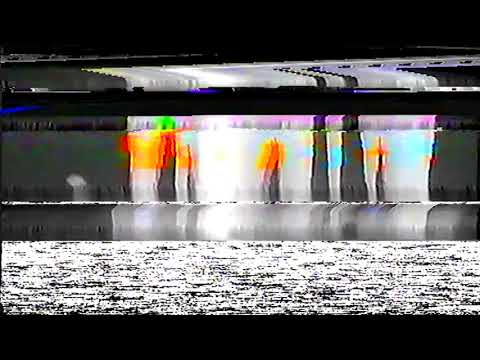 VHS Glitch Effect 3 Royalty Free Stock Footage