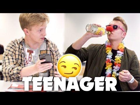 10 Arten von TEENAGERN 😏💪🏼