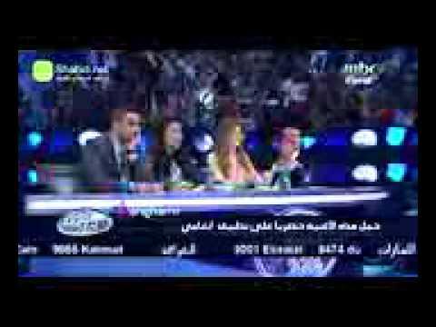 Arab Idol   الأداء   برواس حسين   شلونك