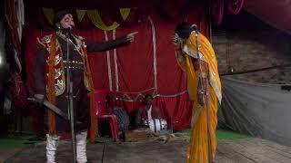 part 8 दगाबाज मंत्री उर्फ़ डाकू उधम सिंह न्यू चौधरी अकेला संगीत पार्टी रायबरेली nautanki