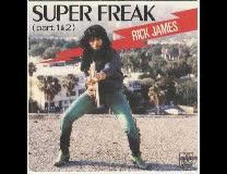 Rick James   Superfreak