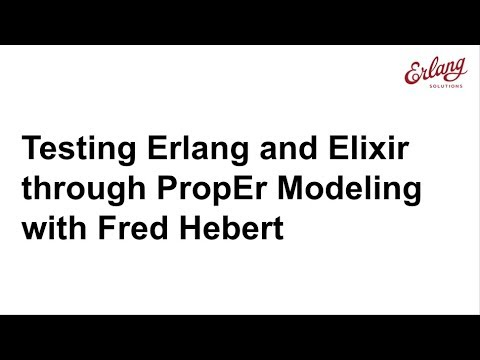 Testing Erlang and Elixir through PropEr Modeling