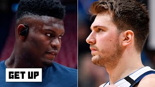 Top 5 NBA players 21 & under: Where do Zion Williamson and Luka Doncic rank? | Get Up