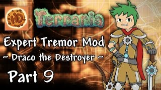 Terraria's New MOTHERBOARD BOSS! | 1.3 Expert Tremor Let's Play Part 9