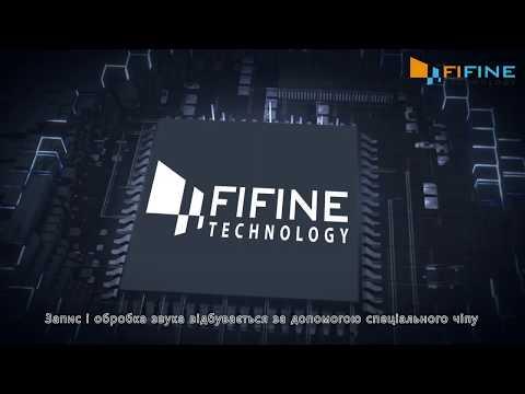 Мікрофон Fifine T669