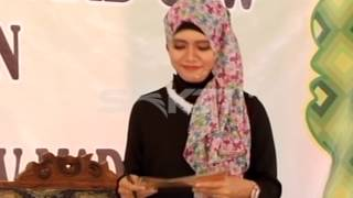 Video Ustazd Menjawab di SMPN 1 Mejayan
