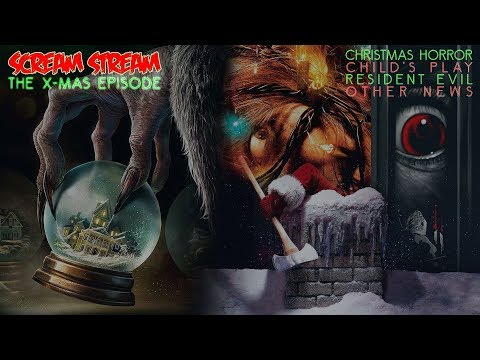 Scream Stream: The Christmas Horror Edition