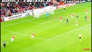 Hapoel 1 - 3 BEŞİKTAŞ JK maç özeti ve golleri UEFA AVRUPA LİGİ