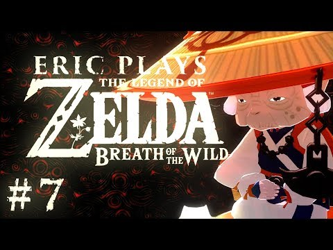 """ERIC PLAYS The Legend of Zelda: Breath of the Wild #7 """"Imping Ain't Easy"""""""