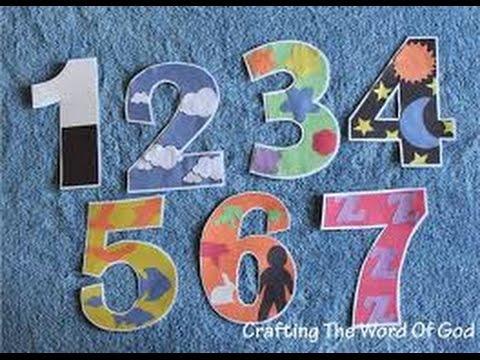 La creacion manualidades para la iglesia 15 ideas - Cosas de manualidades para ninos ...