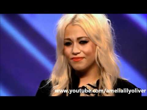 Amelia Lily Oliver - Piece Of My Heart - First Audition - X Factor 2011 HQ/HD