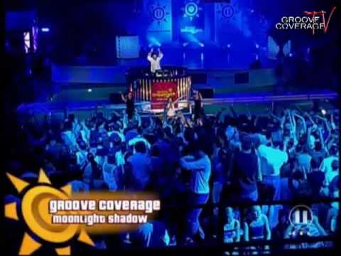 Groove Coverage - Moonlight Shadow (Live @ IBIZA SUMMERHITS)