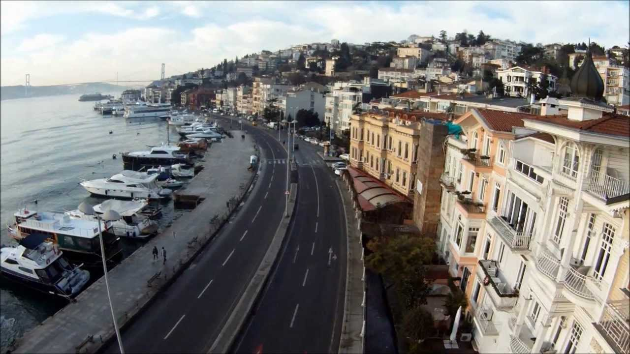 how to get from istanbul to cunda island
