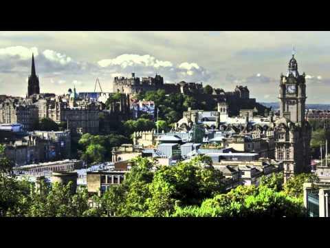 Calton Hill by Real Edinburgh