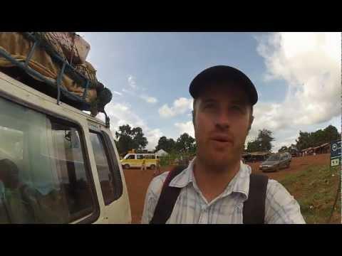 A Marathon Journey to Guinea