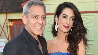 George Clooney Hilariously Reveals His Most