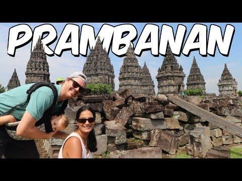 Prambanan   🇮🇩 Indonesia Travel Vlog   Travel with Kids