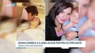 IOANA CONDEA A AJUNS ACASA PENTRU ULTIMA DATA YOUTUBE