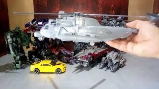 Los Mejores Transformers Parte 2