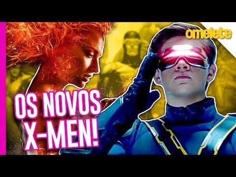 MARVEL E OS NOVOS X-MEN NO CINEMA!