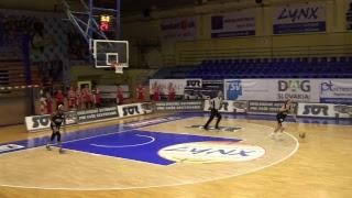 PEAC Pécs - ŽKK Partizan Beograd