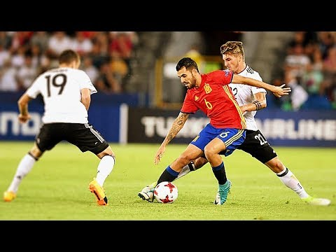 Dani Ceballos 2017 - The New Iniesta | HD