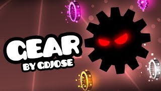 GEAR I - GEOMETRY DASH 2.11 - TC Gamens