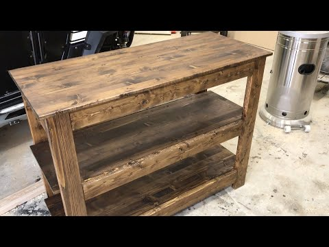 how-to-build-a-3-shelf-work-table-|-storage-table