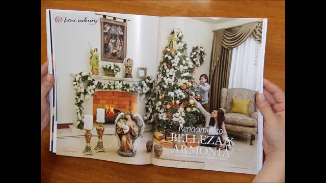 Conoce tu Catlogo Navidad Alrededor del Mundo 2015