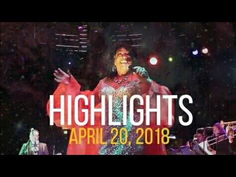 Mary Wilson - HIGHLIGHTS April 20, 2018 [Live at Westbury Music Fair - NYCB Theatre]