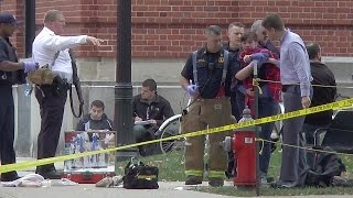 ISIL claims Ohio campus car and knife rampage