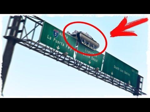 ТАНК БЫЛ НА САМОМ ВИДНОМ МЕСТЕ!!!  ПРЯЧЬ & ИЩИ В GTA ONLINE!!!