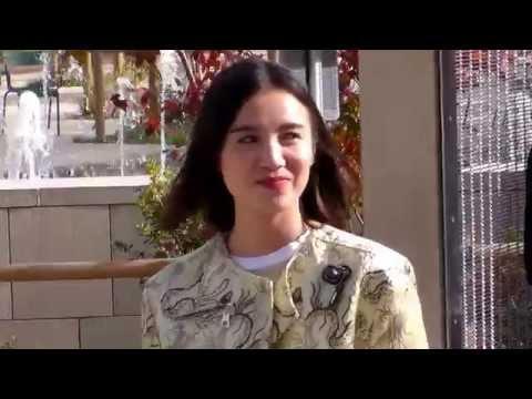 SONG JIA 宋佳 @ Paris 7 october 2015 show Vuitton Fashion Week
