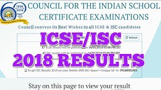 706. Check your ICSE/ISC 2018 RESULT, by this way.